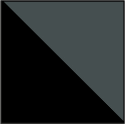 891 Negro-Gris Oscuro